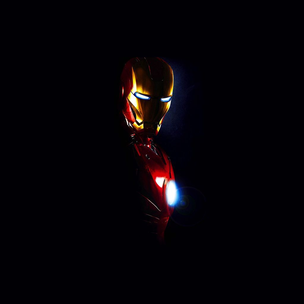 Download · Iron man HD,1024x1024,free,hot,mobile phone wallpapers,www.