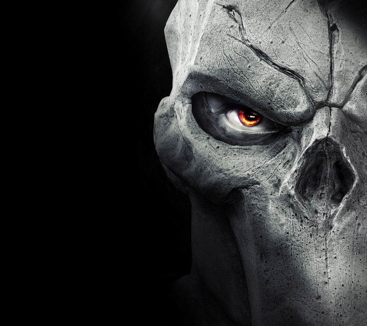 Download · Skull,1440x1280,1280x1440,free,hot,mobile phone wallpapers,www.