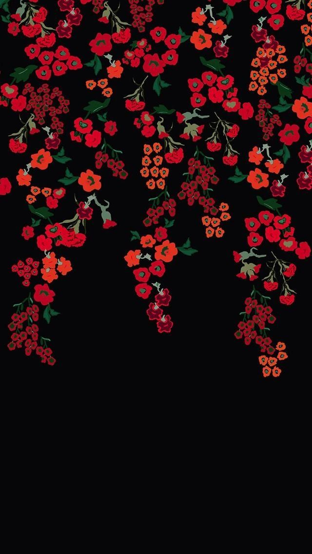 Download · Red Flowers,640x1136,1136x640,free,hot,mobile phone wallpapers ,www