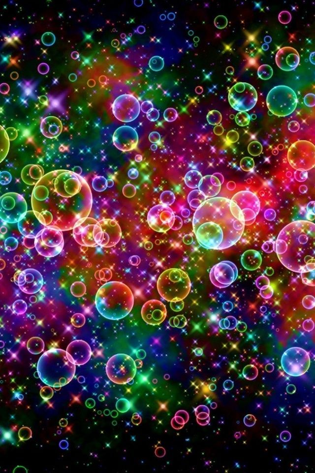 Download · Bubbles Colors,640x960,960x640,free,hot,mobile phone wallpapers ,www